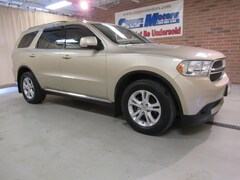 New 2011 Dodge Durango Crew AWD Crew  SUV in Tiffin, OH