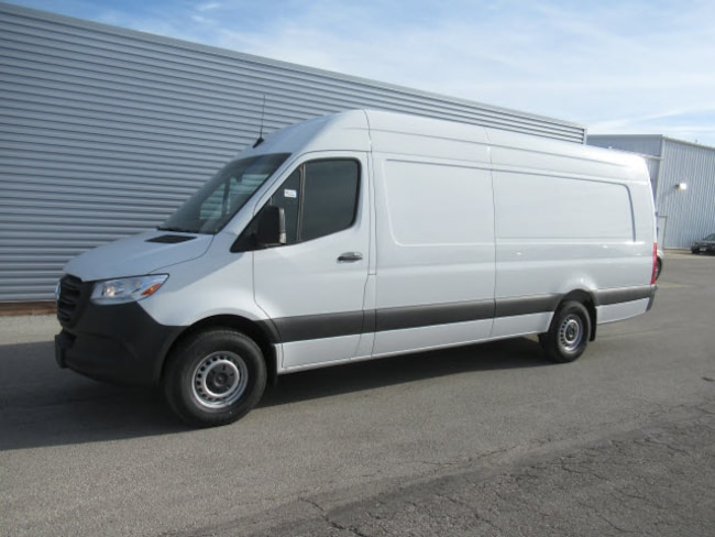 2019 Mercedes-Benz Sprinter Cargo 2500 4x2 2500  170 in. WB High Roof Extended Cargo Van