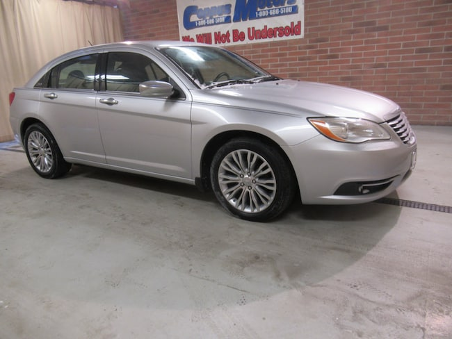 2012 Chrysler 200 Limited Limited  Sedan