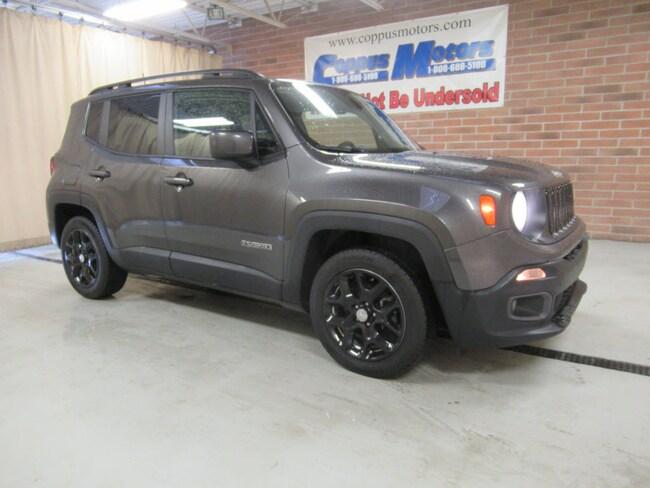 2018 Jeep Renegade Latitude Latitude  SUV