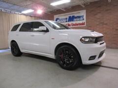 New 2018 Dodge Durango SRT AWD Sport Utility in Tiffin, OH