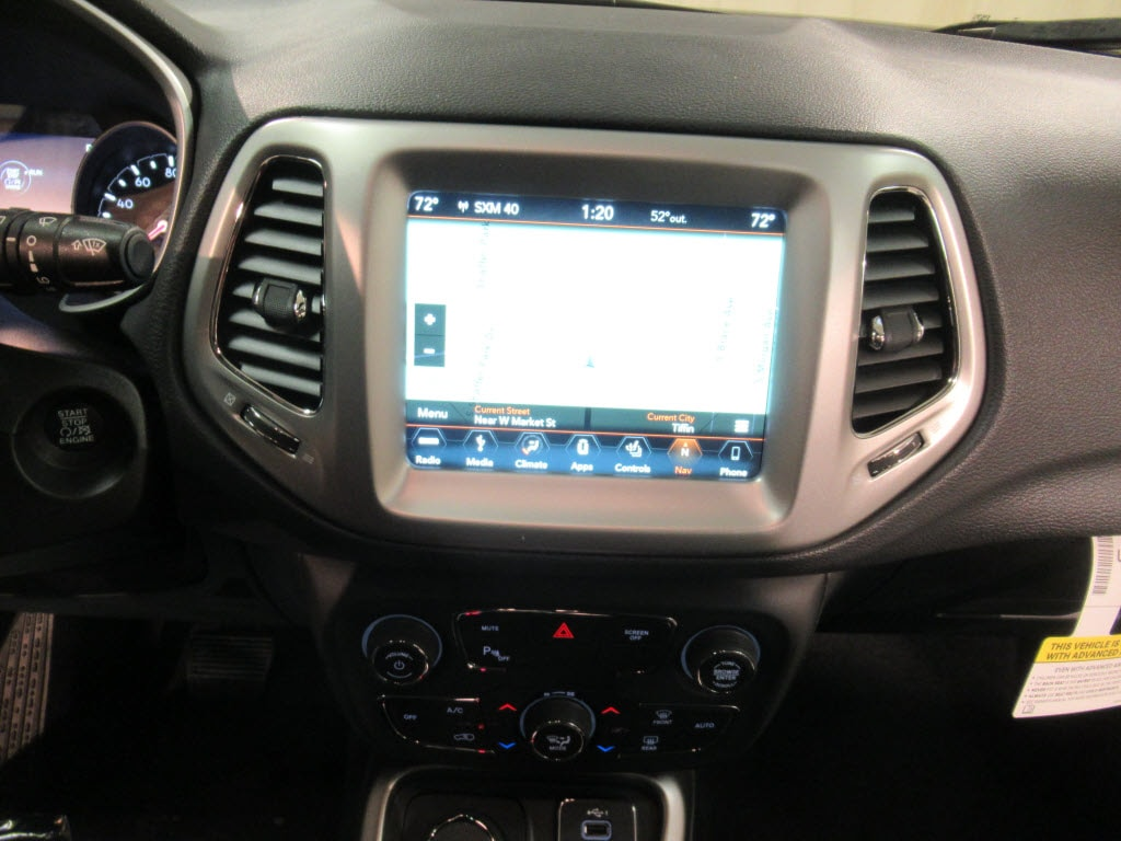 2019 Jeep Compass HIGH ALTITUDE 4X4 For Sale | Tiffin OH | VIN: