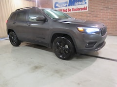 New 2019 Jeep Cherokee ALTITUDE 4X4 Sport Utility in Tiffin, OH