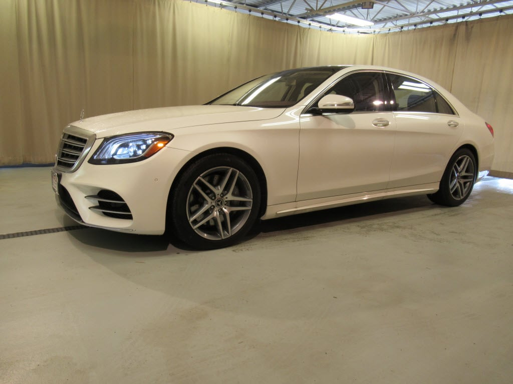Used 2018 Mercedes-Benz S-Class S 560 4matic For Sale | Tiffin OH | VIN: