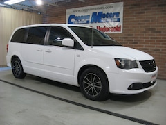 New 2014 Dodge Grand Caravan 30 Th Anniversary SXT 30th Anniversary  Mini-Van in Tiffin, OH