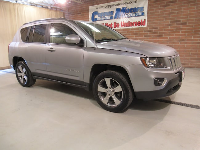 2016 Jeep Compass High Altitude 4x4 High Altitude  SUV