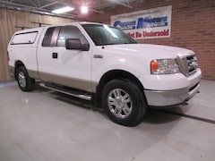 2007 Ford F-150 XLT 4X4 XLT  SuperCab Styleside 6.5 ft. SB