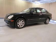 2004 Mercedes-Benz C320 4matic AWD C 320 4MATIC  Sedan