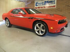 New 2018 Dodge Challenger R/T R/T  Coupe in Tiffin, OH