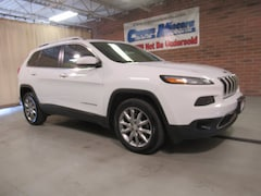 2017 Jeep Cherokee Limited Limited  SUV