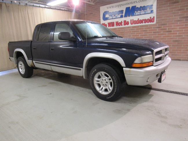 2003 Dodge Dakota SLT Quad Cab SLT RWD SB