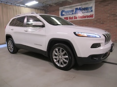 New 2018 Jeep Cherokee Limited Limited  SUV in Tiffin, OH