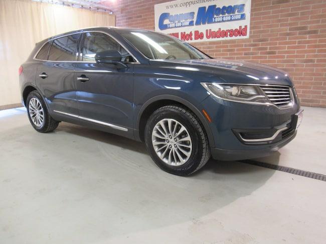 2016 Lincoln MKX Select AWD Select  SUV