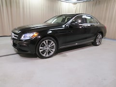 2016 Mercedes-Benz C 300 4matic AWD C 300 Luxury 4MATIC  Sedan
