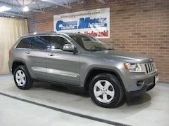 New 2012 Jeep Grand Cherokee 4X4 Laredo w/ Navigation 4x4 Laredo  SUV in Tiffin, OH