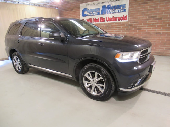 2016 Dodge Durango Limited AWD Limited  SUV