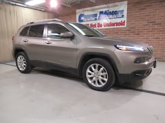 2017 Jeep Cherokee Limited 4X4 4x4 Limited  SUV