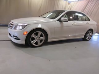 2011 Mercedes-Benz C 300 4matic AWD C 300 Sport 4MATIC  Sedan