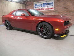 New 2021 Dodge Challenger R/T SCAT PACK Coupe in Tiffin, OH