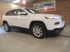 2015 Jeep Cherokee Limited w/Nav 4x4 Limited  SUV