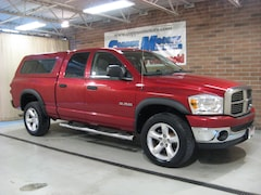 2008 Dodge Ram 1500 4X4 Big Horn SLT  Quad Cab SB