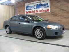 2006 Chrysler Sebring Base Sedan
