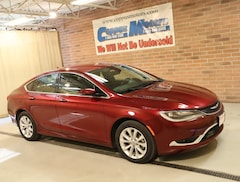 New 2015 Chrysler 200 C FWD Sedan in Tiffin, OH