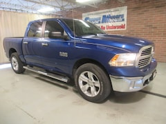 New 2014 Ram 1500 Big Horn 4X4 4x4 Big Horn  Crew Cab 5.5 ft. SB Pickup in Tiffin, OH