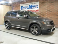 New 2016 Dodge Journey AWD Crossroad AWD Crossroad  SUV in Tiffin, OH