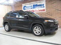 2016 Jeep Cherokee Sport Sport  SUV