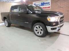 New 2019 Ram 1500 BIG HORN / LONE STAR CREW CAB 4X4 5'7 BOX Crew Cab in Tiffin, OH