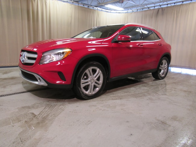 2015 Mercedes-Benz GLA 250 4matic AWD GLA 250 4MATIC  SUV