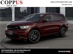 New 2020 Dodge Durango GT PLUS AWD Sport Utility in Tiffin, OH