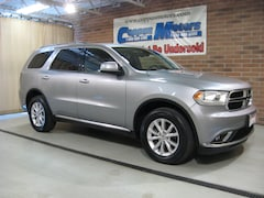 New 2015 Dodge Durango AWD AWD SXT  SUV in Tiffin, OH