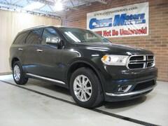 New 2015 Dodge Durango SXT AWD SXT  SUV in Tiffin, OH