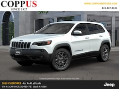 2019 Jeep Cherokee UPLAND 4X4 Sport Utility