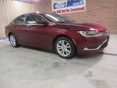 New 2015 Chrysler 200 Limited Limited  Sedan in Tiffin, OH