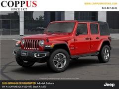 2020 Jeep Wrangler UNLIMITED SAHARA 4X4 Sport Utility