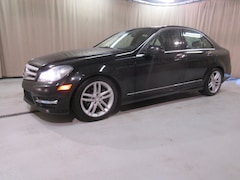 New 2012 Mercedes-Benz C 300 4matic Sport AWD w/Nav AWD C 300 Sport 4MATIC  Sedan in Tiffin, OH