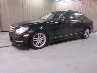2012 Mercedes-Benz C 300 4matic Sport AWD w/Nav AWD C 300 Sport 4MATIC  Sedan