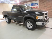 2004 Dodge Ram 1500 SLT Regular Cab SLT SB