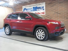 New 2014 Jeep Cherokee Limited 4X4 4x4 Limited  SUV in Tiffin, OH