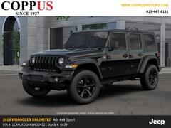 2019 Jeep Wrangler Sport 4x4 SUV