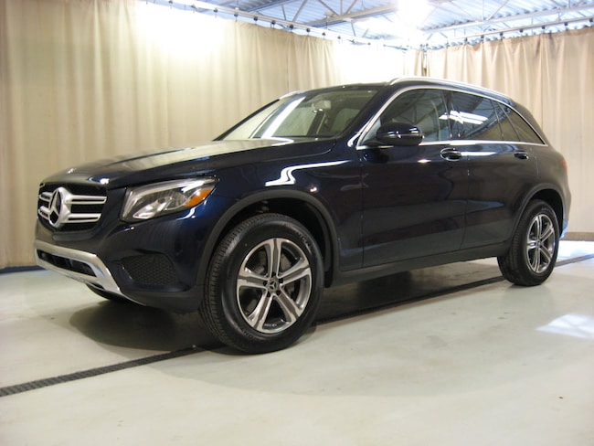 2019 Mercedes-Benz GLC 300 4MATIC SUV