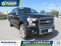 2016 Ford F-150 Limited Truck Crew Cab