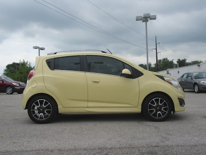 Used 2013 Chevrolet Spark For Sale at Coralville Used Car