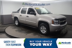 2007 Chevrolet Avalanche 1500 LS Truck Crew Cab