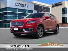 New Lincoln Models for sale 2020 Lincoln Nautilus Reserve SUV in Albuquerque, NM