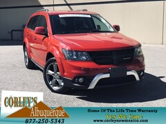 Used Vehicles for sale 2018 Dodge Journey Crossroad SUV 3C4PDDGG2JT184570 in Albuquerque, NM