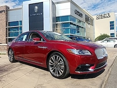 New Lincoln Models for sale 2018 Lincoln Continental Reserve Sedan 1LN6L9RP5J5617304 in Albuquerque, NM